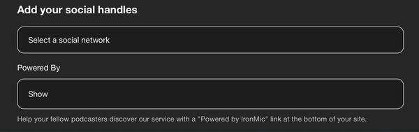 Listening to feedback from IronMic Customers